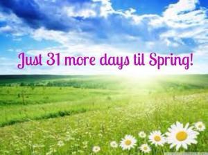 31 spring